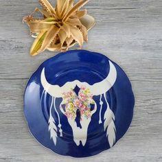⭐️YATO⭐️ (@beayato) • Coll. WILD WEST SERVICE Vintage Customised  buffalo skull wwww.yato.fr