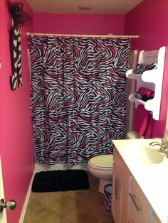 Zebra Print Bathroom Decorating Ideas african american bathroom decor accessories | the best zebra print