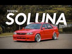 TOYOTA SOLUNA AJI MCCRAKEN'S // GESREXGANG MEDIA Corolla Dx, Toyota Cars, Instagram