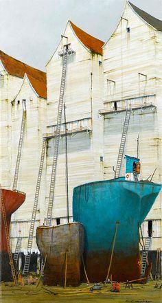 Cyril Croucher, Wren Gallery