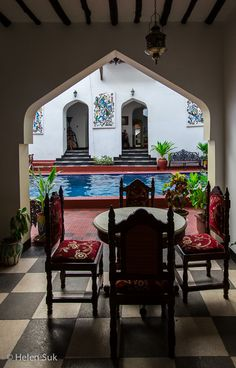 Love the historic and romantic architecture of the hotels in Stone Town, Zanzibar. Find out where to stay and what to see in this unique, vibrant town.