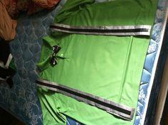 DIY: DUCT TAPE NERD COSTUME (Halloween) 2012