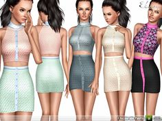 Cut Out Waist Dress by ekinege - Sims 3 Downloads CC Caboodle Check more at http://customcontentcaboodle.com/cut-out-waist-dress-by-ekinege/