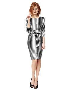 What a fun dress! By La Dress.