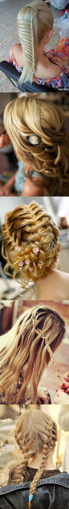 Really cool hair styles