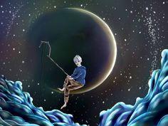 Jack Frost, on moon