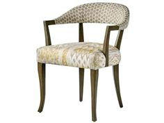 COSTES MUSHROOM ACCENT CHAIR available through MinorDetailsDesign.com