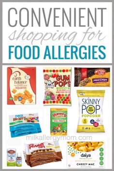 Our favorite items on Amazon that make our food allergy life less stressful and lots more happy! Dairy-free snacks and tools and more. Click to see the full list with convenient links.