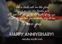 Wedding anniversary quotes for husband happy anniversary wishes