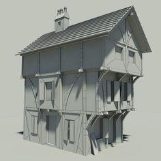 maya medieval house 2