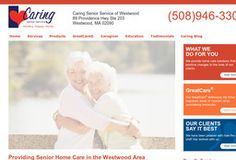 New Home Health Care Services added to CMac.ws. Caring Senior Service in Westwood, MA - http://home-health-care-services.cmac.ws/caring-senior-service/1787/