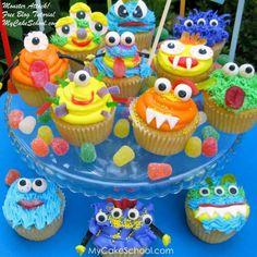 Monster cakes