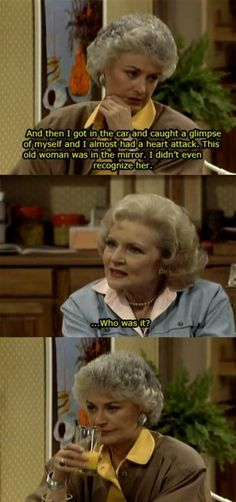Rose is my favorite Betty White character!
