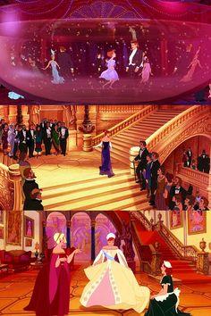 Anastasia - In Paris Princesa Anastasia, Disney Anastasia, Anastasia Movie, Anastasia Musical, Dimitri Anastasia, Anastasia Romanov, Disney And More, Disney Love, Disney Magic