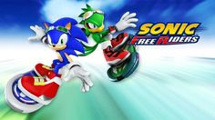 Free - Main Theme of Sonic Free Riders (Crush 40 Version) Hedgehog Movie, Sonic The Hedgehog, Sonic Songs, Sonic Free Riders, Fun Prints, Poster Prints, Mario All Stars, Banjo Kazooie, Diddy Kong