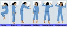 Lo sapevi che la posizione con la quale dormi rivela il tuo #carattere?Ecco che tipo/a sei e se dormi bene http://jedasupport.altervista.org/blog/curiosita/posizione-con-la-quale-dormi-carattere/