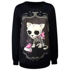 Skull Sweatshirts- Multiple Styles - One Size Fits Most