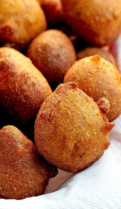 Beer Batter Hush Puppies
