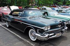 1958 Cadillac Coupe DeVille Convertible