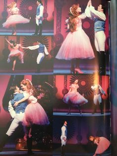 "Sierra Boggess and Sean Palmer during ""One Step Closer"". The Little Mermaid Broadway"