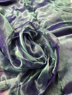 Your place to buy and sell all things handmade Gothic Flowers, Allah Calligraphy, Upholstery Fabrics, Neutral Outfit, Silk Organza, Jewel Tones, Fabric Swatches, Indian Fashion, Silk Sarees