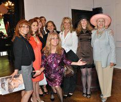 Ziona Grossman, Jean Shafiroff. Lorraine Cancro, Abe Shainberg, Panny Trienk, Barbara Gifuuni, Maryam Dickey, Joyce Brooks and Sylvia Atkins...