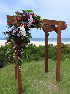 Botanic Art is a freelance wedding only florist who will work with you to create everything that's beautifully floral for your special day Ph 0403150222 South Coast Nsw, Bold Colors, Colours, Special Day, Seaside, Lush, Greenery, Orchids, Wedding Ceremony