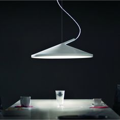 włoska lampa cone martinelli luce śr. 60 cm.