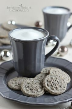 ...konyhán innen - kerten túl...: Mákos keksz Cookies, Mugs, Tableware, Recipes, Poppy, Food, Heaven, Crack Crackers, Dinnerware