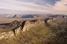 Serra do Sincorá-Mucuge