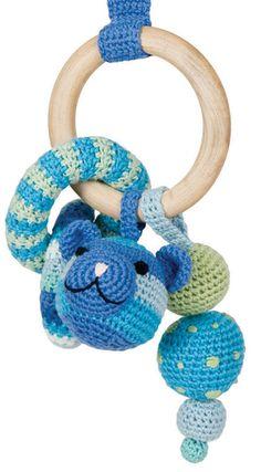 Crochet Mobile for Car Seat