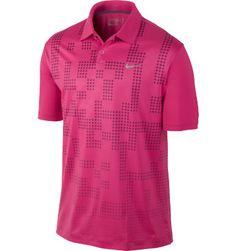 Nike Men's Fashion Graphic Short Sleeve Polo at Golf Galaxy