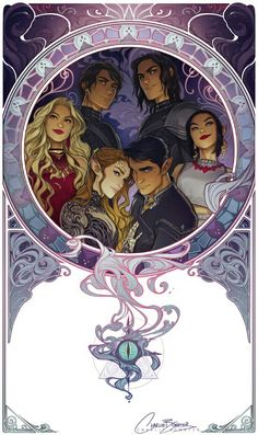 The Inner Circle by Charlie Bowater
