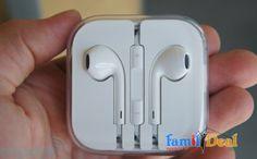 Tai nghe Earpod - FamilyDeal.vn
