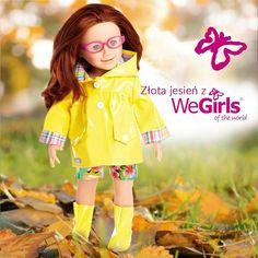 Jesteście gotowe na jesienne ulewy?  Z #Wegirls deszcz nam nie straszny! Zobacz: http://wegirls.com/pl/80-kurtki-i-plaszcze