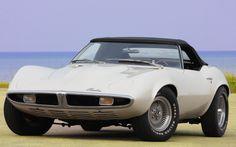 """1964 Pontiac XP-833 """"Banshee"""" by Delorean"""