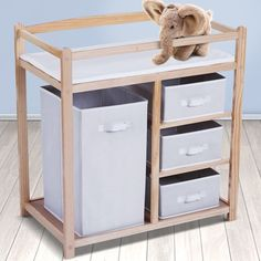 changing table to chest of drawers ikea hackers ikea. Black Bedroom Furniture Sets. Home Design Ideas