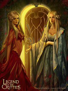 Spirits of Guidance_adv by Tsvetka.deviantart.com on @DeviantArt