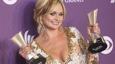 Miranda Lambert wurde von der amerikanischen Countrymusik-Gala zur besten beste Country-Sängerin gekürt. Auch das Album des Jahres kommt von Lambert.