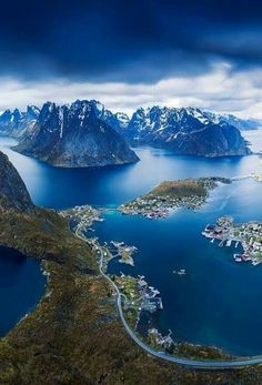 Lofoten Norway.