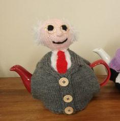 Michael T. Higgins Tea Cosy Pattern Digital Download Tea Cosies, Cozies, Tea Cosy Pattern, Knitting Room, Tea Cozy, Digital Pattern, Knitting Projects, Fun Projects, Bobs