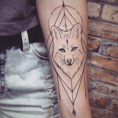 """2,948 curtidas, 77 comentários - Nath Araújo (@nanaths) no Instagram: """"minha raposinha linda do @skinkflash  Eles têm vários desenhos do flash tattoo disponíveis no…"""""""
