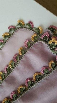 "@nazikceorgu on Instagram: ""Günaydın Arkadaşlar uzun zaman Crochet Borders, Irish Crochet, Diy And Crafts, Embroidery, Ideas, Design, Crochet Stitches, Tricot, Craft"