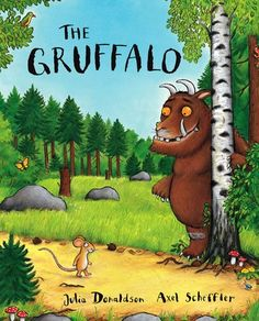 The Gruffalo. Julia Donaldson. 28/01/15