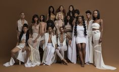 The Colored Girl Campaign Celebrates the Beauty of Brown Skin With a Stunning…