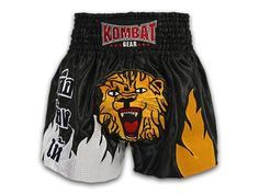 KOMBAT Gear Muay Thai Boxing Shorts