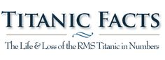 Titanic Facts website - great for doing research project or presentation