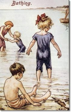 cicely m barker seaside - Google Search