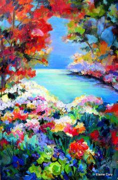 Paradise Lake  Elaine Cory