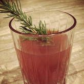Lovely Libations: Pilgrim Punch (vodka can wait for New Year's -- 2025)
